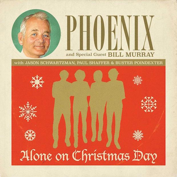 Watch A Teaser For Phoenix & Bill Murray's Christmas Single ...