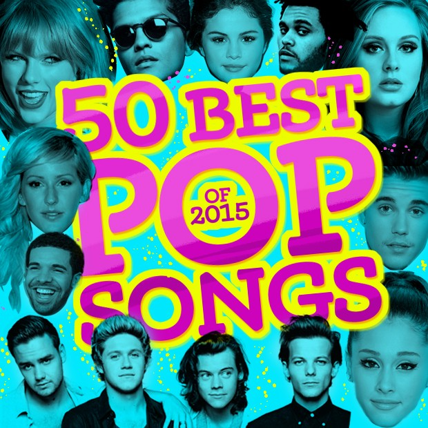 The 50 Best Pop Songs Of 2015