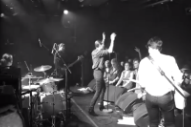 "Watch Savages Cover Eagles Of Death Metal's ""I Love You All The Time"" In Paris"