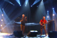 Watch Thom Yorke &#038; Flea Perform And Chat On <em>Le Grand Journal</em>