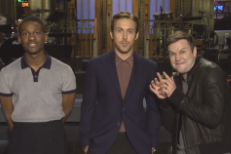 Watch Ryan Gosling Audition For Leon Bridges In Their SNL Promos
