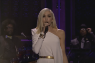 Watch Gwen Stefani Perform &#8220;Used To Love You&#8221; With The Roots On <em>Fallon</em>