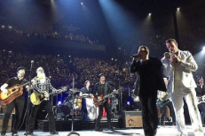 U2 with Eagles Of Death Metal