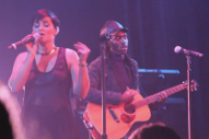 Watch Blood Orange Perform With Solange & Nelly Furtado At The Apollo