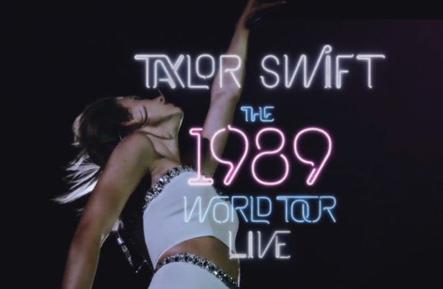 Birthday Girl Taylor Swift Announces Apple-Exclusive 1989 Tour Doc