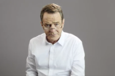 "Watch Amy Schumer, Bryan Cranston, Kristen Wiig, & More Recite The Lyrics To ""Hotline Bling"""