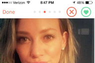 The Year Pop Stars Invaded Our Dating Apps