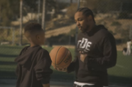 "Watch Kendrick Lamar's ""Hard Work"" Grammys Promo"