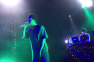 Watch Earl Sweatshirt Debut New Songs In LA