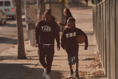 Kendrick and kid