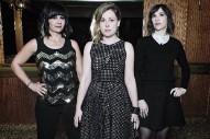 "Watch Sleater-Kinney Cover The B-52s' ""Rock Lobster"" With Fred Armisen"