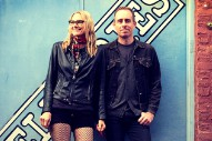 "The Both (Aimee Mann And Ted Leo) – ""You're A Gift"""
