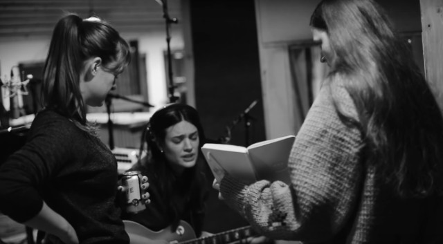 The Staves - Make It Holy video