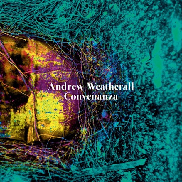 "Andrew Weatherall - ""The Confidence Man"""