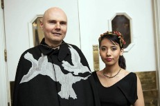 Billy Corgan Is A Dad