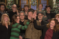 Watch Bruce Springsteen&#8217;s <em>Fallon</em> Interview And <em>SNL</em> Promos With Tina Fey &#038; Amy Poehler