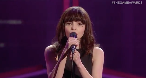 "Watch Chvrches Perform ""Leave A Trace"" At The 2015 Game Awards"