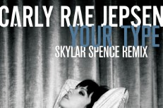 "Carly Rae Jepsen – ""Your Type (Skylar Spence Remix)"""