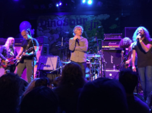 Watch Bob Mould Join Dinosaur Jr. In NYC