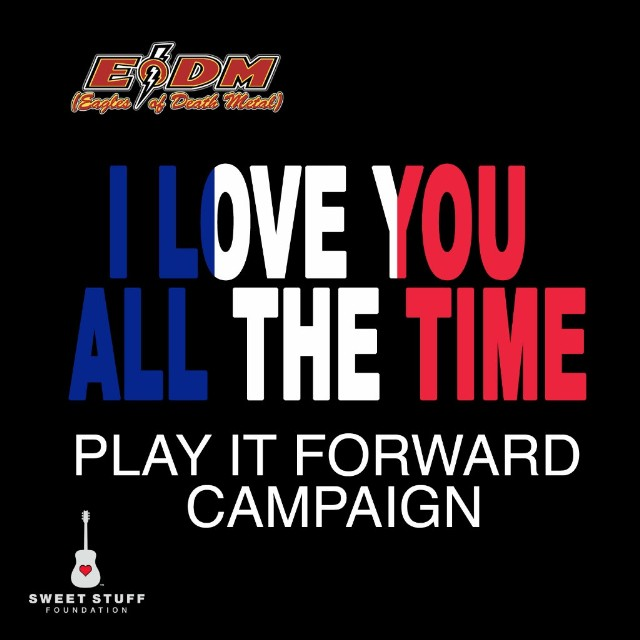 Hear A Dozen Eagles Of Death Metal Covers For Play It Forward Charity Campaign