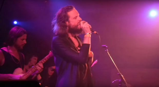 """Watch Father John Misty Cover John Lennon's """"God"""" At The Merry Minstrel Music Circus"""