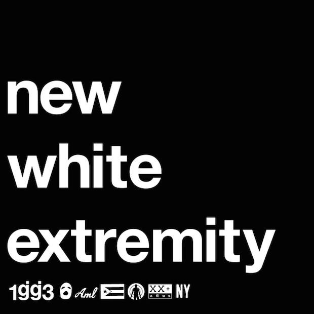 Glassjaw - New White Extremity