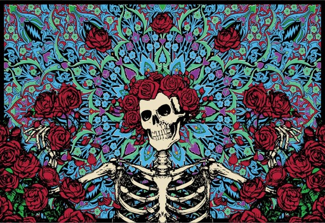 Amazon Developing Scripted Series About The Grateful Dead