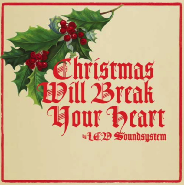 "LCD Soundsystem – ""Christmas Will Break Your Heart"" - Stereogum"