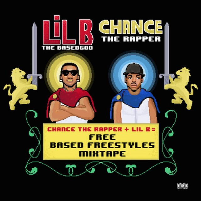 Lil B & Chance The Rapper - Free Based Freestyles Mixtape