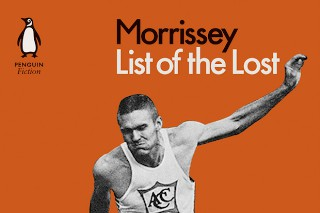Morrissey Wins Book Award