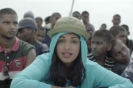"M.I.A. Weighs In On Refugee Crisis: ""How Can The West Turn People Away?"""