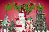 "Miley Cyrus – ""My Sad Christmas Song"""
