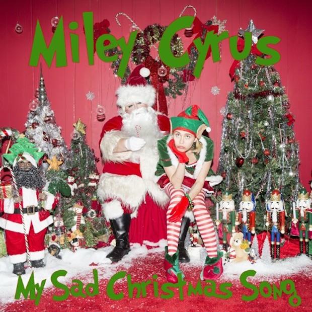 """Miley Cyrus - """"My Sad Christmas Song"""""""