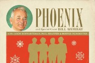 "Phoenix – ""Alone On Christmas Day"" (Feat. Bill Murray) (Beach Boys Cover)"