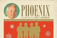 "Phoenix – ""Alone On Christmas Day"" (Feat. Bill Murray) (Beach Boys Cover)"