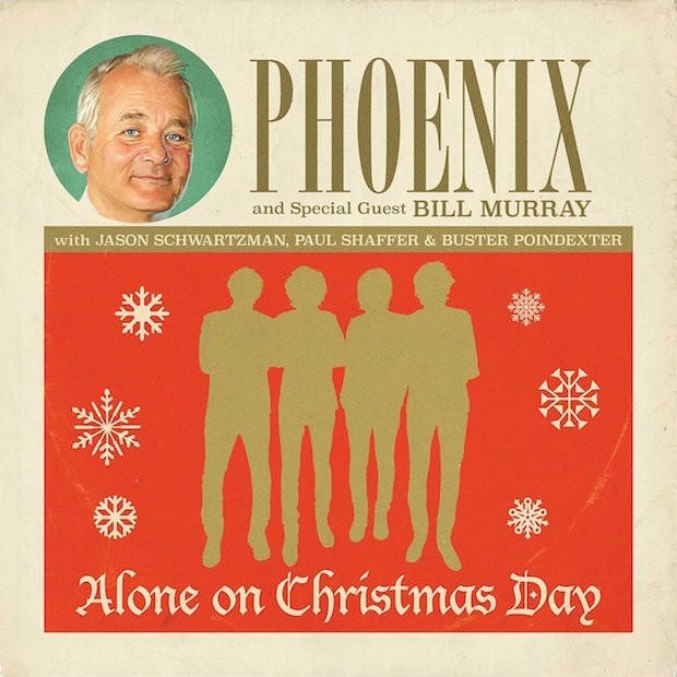 Bill Murray And Phoenix Cover Beach Boys Alone On Christmas Day