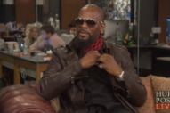 R. Kelly Walks Out Of Huffington Post Live Interview