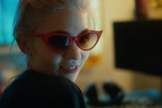 Watch Grimes Talk <em>Art Angels</em>, Skype With Aristophanes