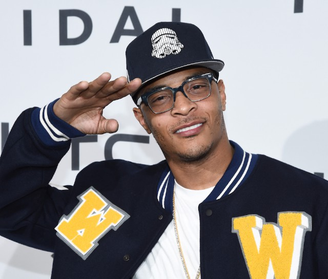 T.I. Cast in Roots Remake