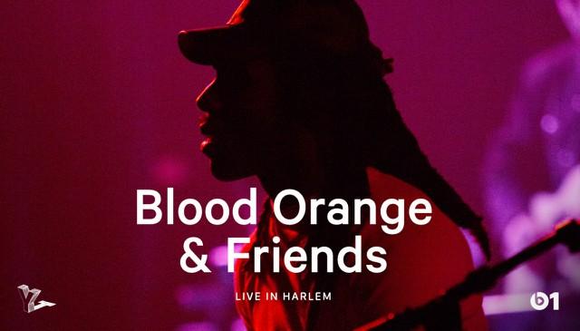 Blood Orange & Friends