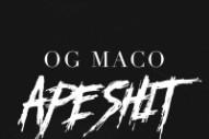 """OG Maco – """"Ape Shit"""""""