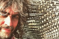 Wayne Coyne Reviews 2015: The Flaming Lips Leader On Trump, Hoverboards, Baby Hitler, &#038; <em>Heady Nuggs</em>