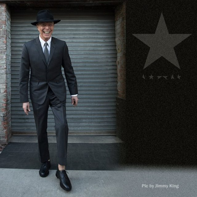Looks Like David Bowie Will Get His First #1 Album