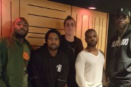 Kanye Added André 3000, Puff Daddy, 2 Chainz, &#038; Kid Cudi To <em>Waves</em> Last Night