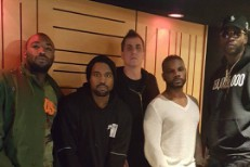 Kanye Added André 3000, Puff Daddy, 2 Chainz, & Kid Cudi To Waves Last Night
