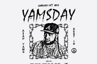 Stream The A$AP Yams Tribute Concert