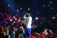 Lil Wayne Storms Offstage At Milan Fashion Show