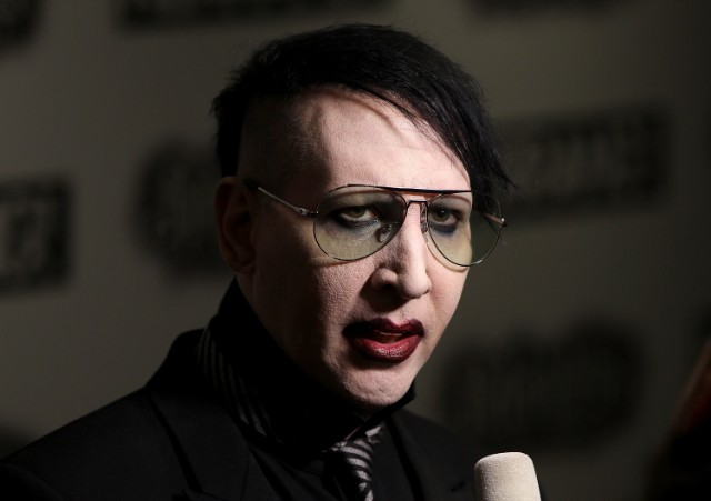 Marilyn Manson Cast As Barber Surgeon On Salem