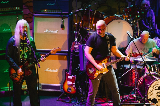 Bob Mould With Dinosaur Jr.