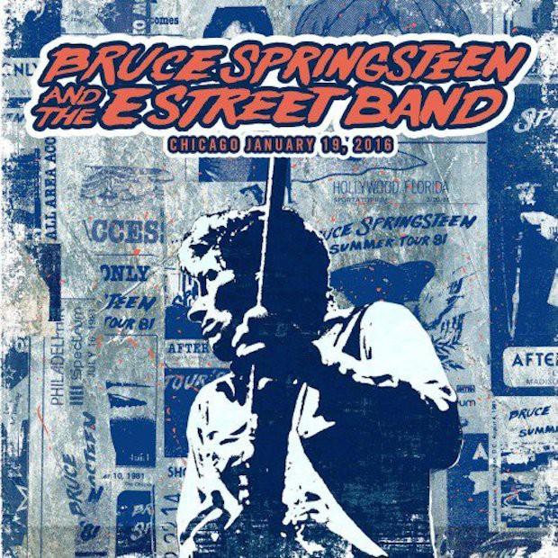 Bruce Springsteen Chicago